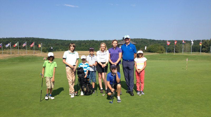 Obozy golfowe nad morzem dla dzieci i młodzieży