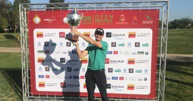 Mateusz Gradecki triumfuje w zawodach cyklu Pro Golf Tour w Maroku!